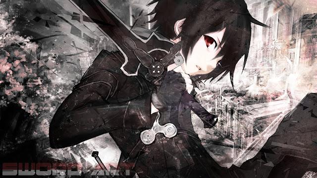 Kirito Sword Art Online Wallpaper