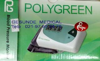 Tensimeter Digital Polygreen KP-6823