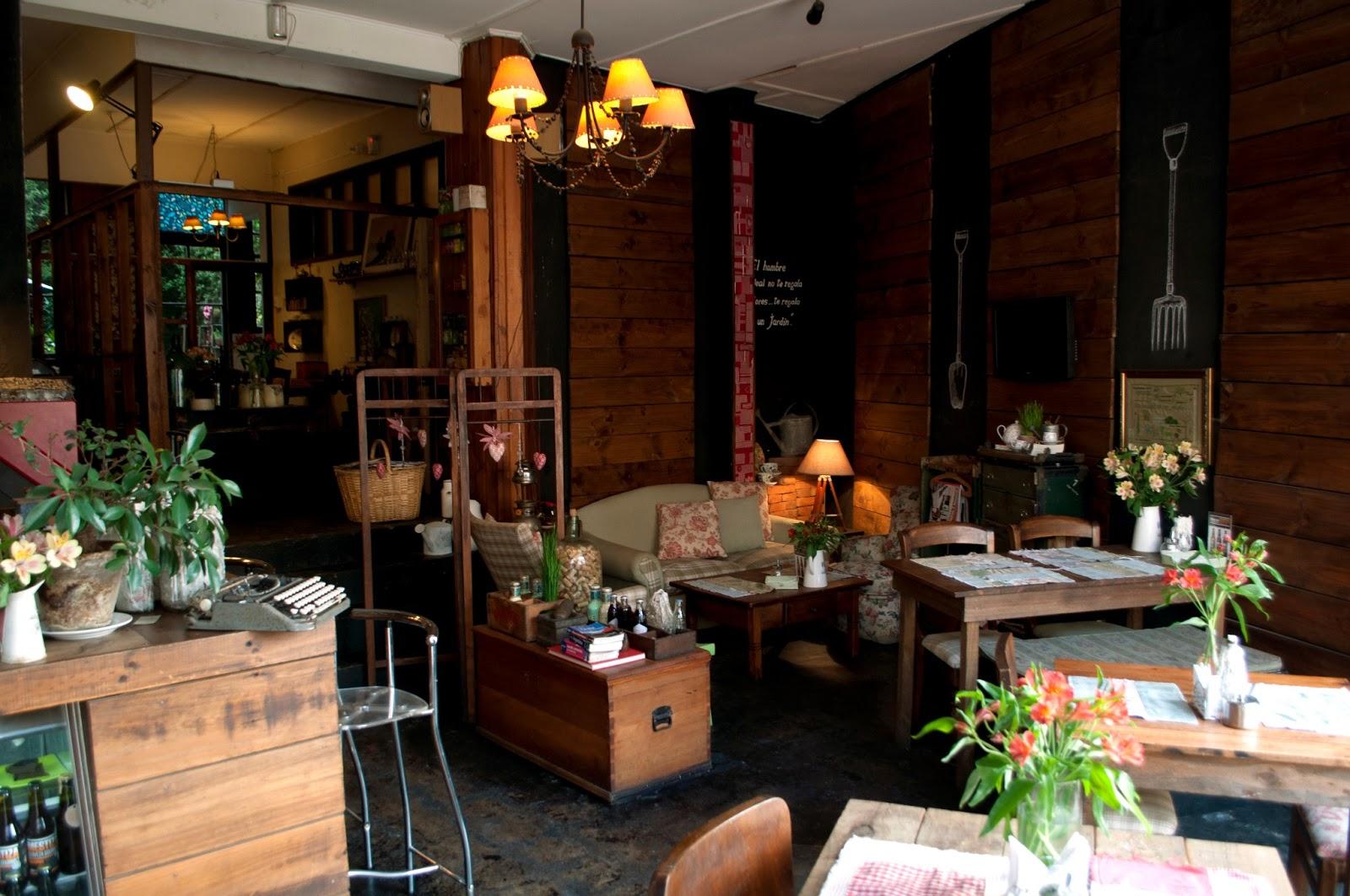 Caf del jard n for Bistro del jardin mallorca