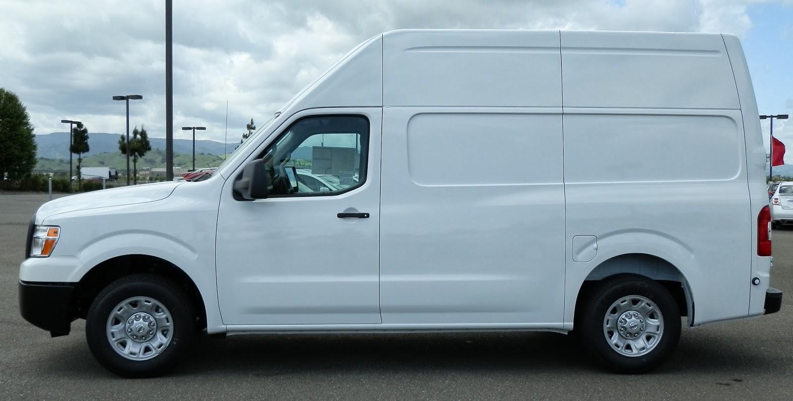 Vacaville Nissan Fleet Vacaville Nissan Nv Cargo Van Of