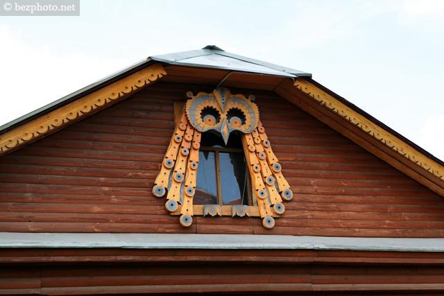 русское деревянное зодчество фото