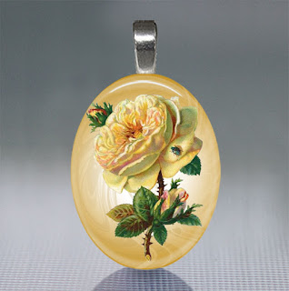 png template for glass photo pendant