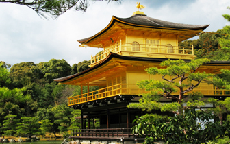 Japan, Golden Temple, internet browser, www.eslfocus.com