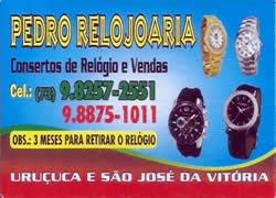 Pedro Relojoaria