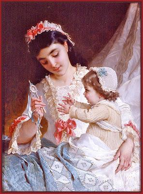 madre e hija Emile Munier