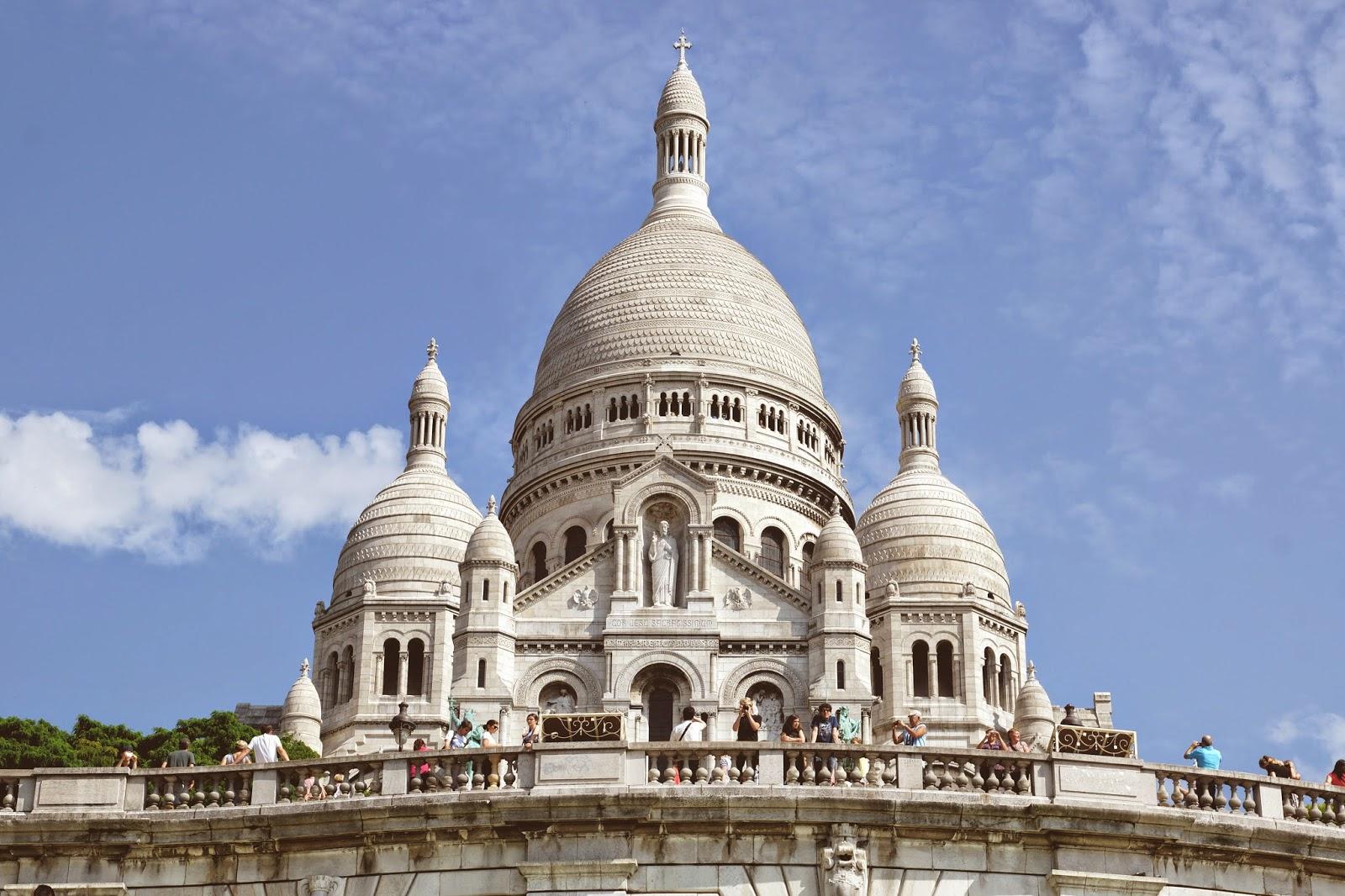 Hello Freckles Sacre Couer Paris