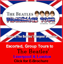 THE BEATLES PILGRIMAGE TOUR: SINCE 1996 : TOURS TO THE BEATLES´LIVERPOOL & LONDON