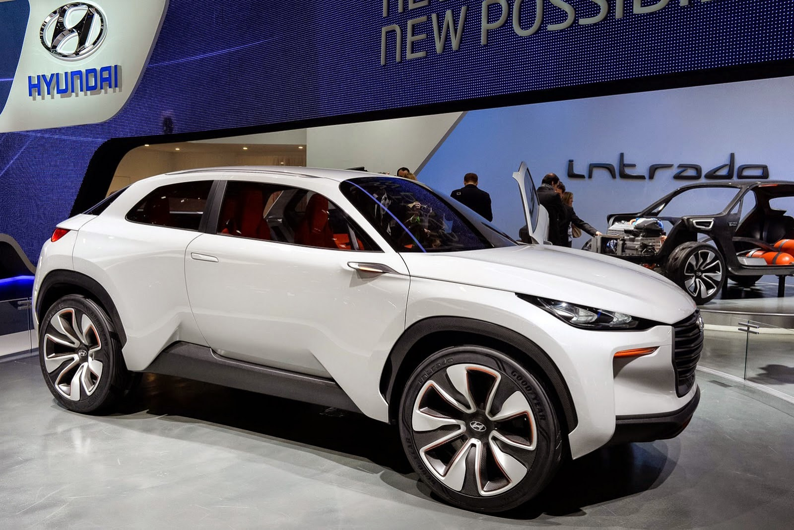 new car launches europe 2015Hyundai Could Launch A Nissan Juke Rival In Europe And US In 2017