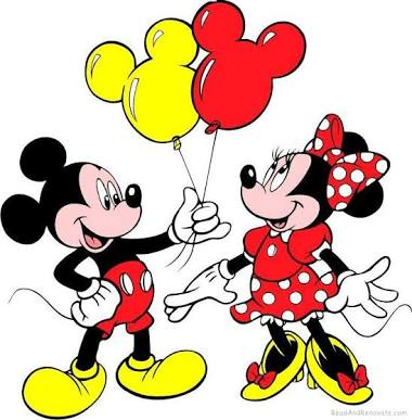 Download gambar kartun minnie mouse