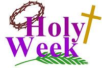 OLSJF Holy Week