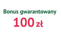 4% przez rok + 100 zł premii