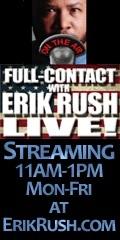 Erik  Rush - Full Contact