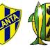 Atlanta Vs Aldosivi : Formaciones de los equipos