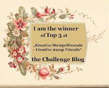 Top 3-  1.Platz  für die Challenge#24