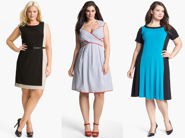 Formal plus size for summer wedding guest dresses latest for Plus size dress for wedding guest