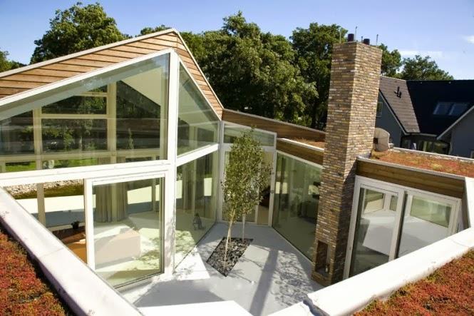 Villa Transparente Aux Pays-Bas