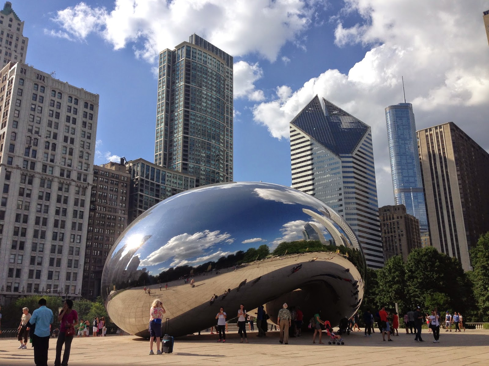 Cloud Gate Chicago