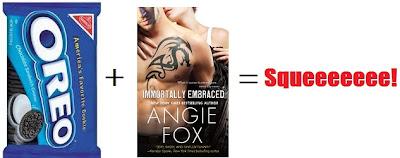 Oreos, book, Angie Fox