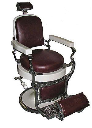 Antique Barber Chairs3