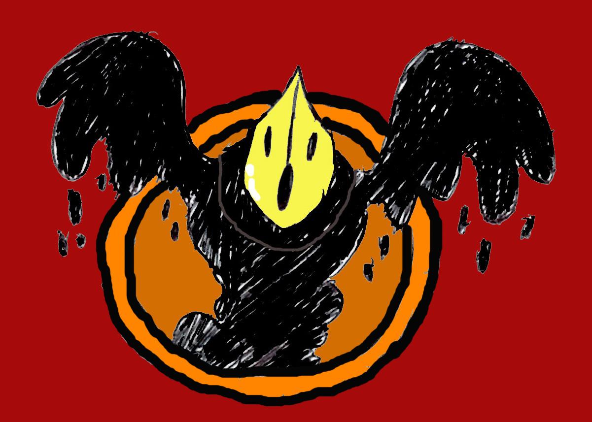 Blotchie the Ink-Wraith