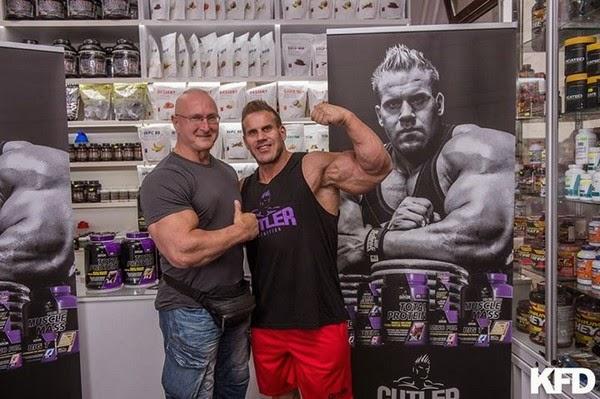 Waldemar Nol i Jay Cutler