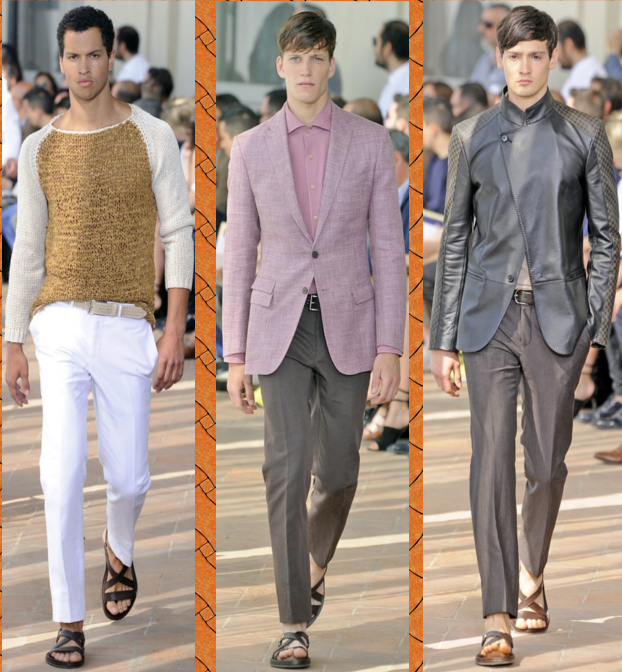 corneliani spring 2014 mens suits and knits