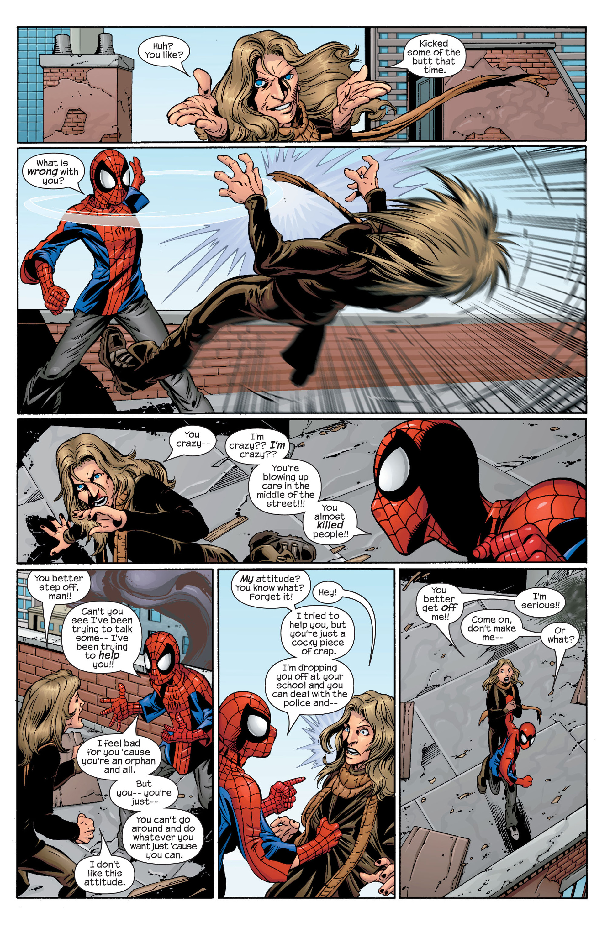 Ultimate Spider-Man (2000) Issue #42 #46 - English 19