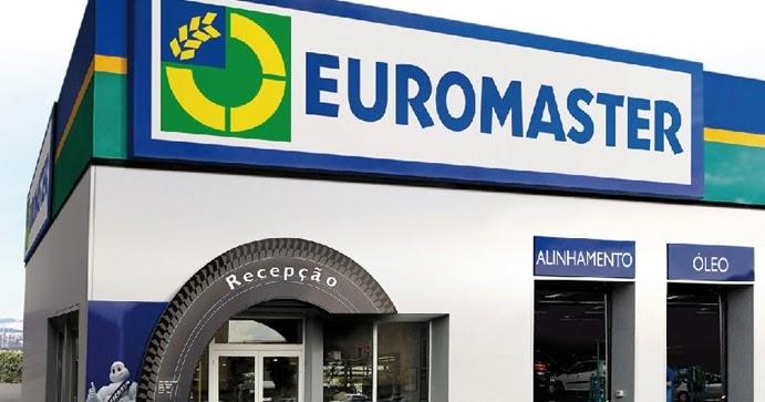 rede de oficinas euromaster chega a portugal portal do autom vel. Black Bedroom Furniture Sets. Home Design Ideas