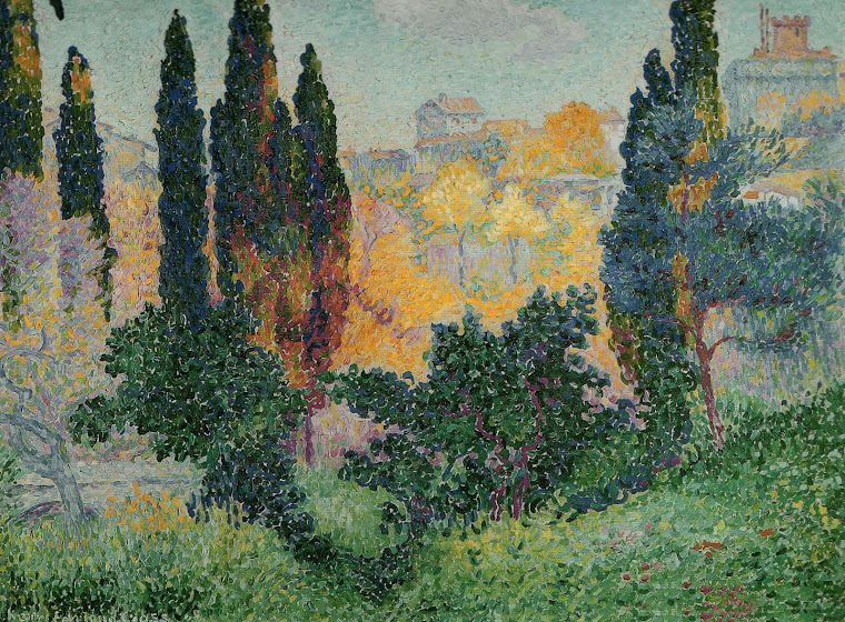 CROSS, Henri-Edmond  (1856-1910).