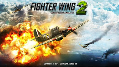 FighterWing 2 Flight Simulator 2.63 Game For Android Terbaru