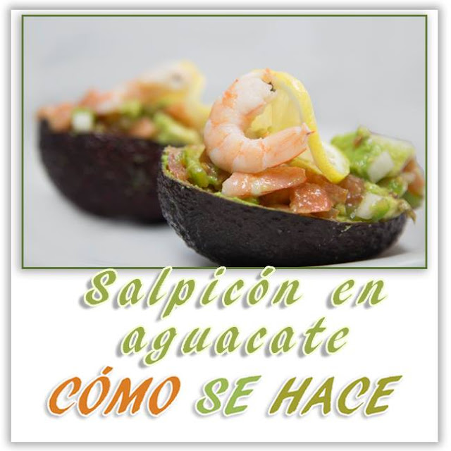 SALPICÓN DE LA...
