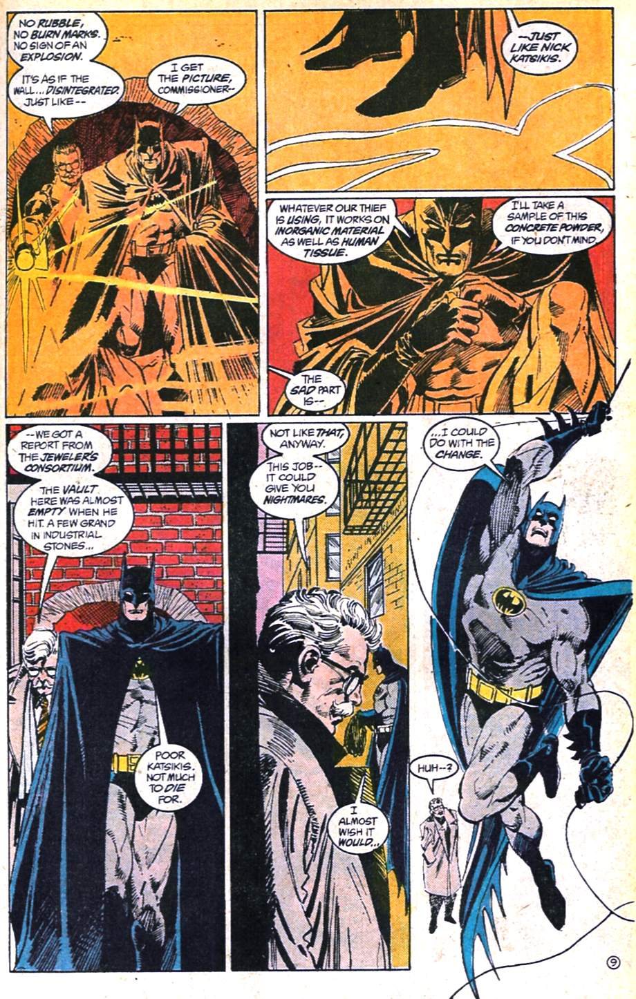Detective Comics (1937) Issue #598 Page 10