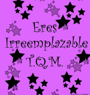 Frases De Amor Y Amistad: Eres Irreemplazable T Q M