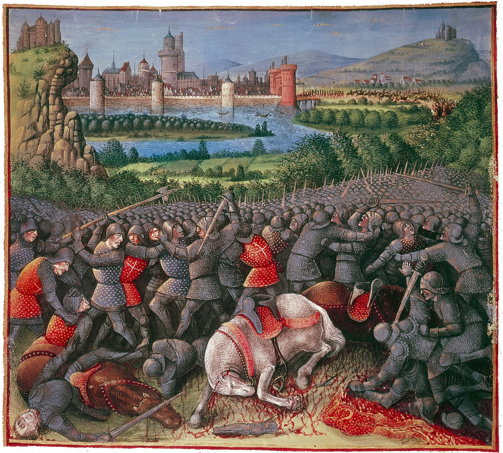 the crusades holy war of the christians Iv the islamic and christian wars jihad and crusades general background the concept of holy war is becoming well known in the world, thanks to the media coverage of the current crisis with militant islam.