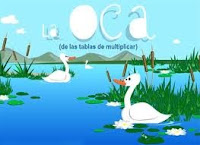 - LA OCA (LAS TABLAS DE MULTIPLICAR)