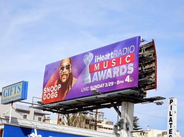 iHeart Radio music Awards 2015 billboard