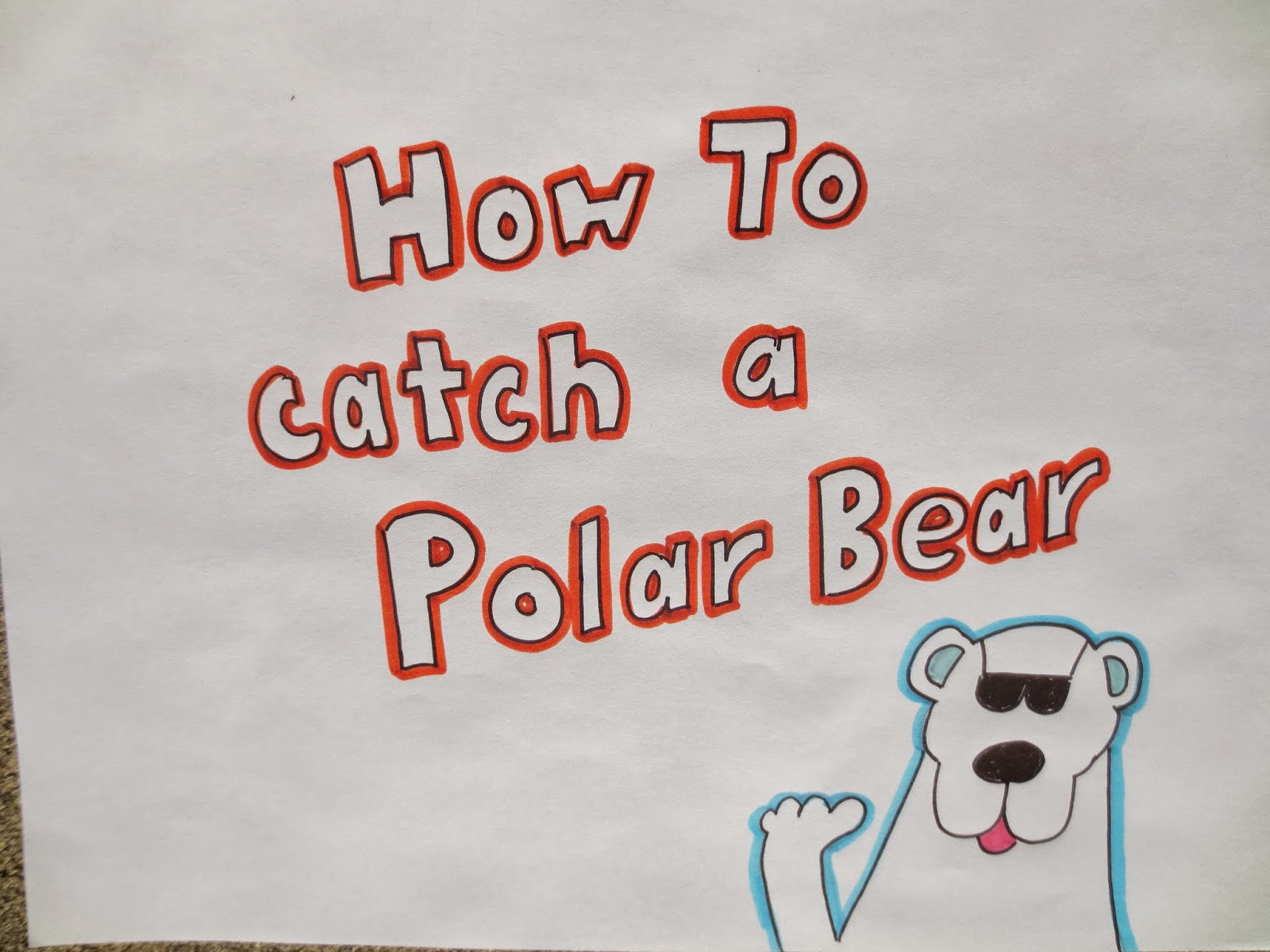 apex lazy dog blog how to catch a polar bear
