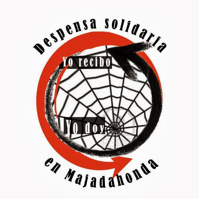 Despensa Solidaria en Majadahonda