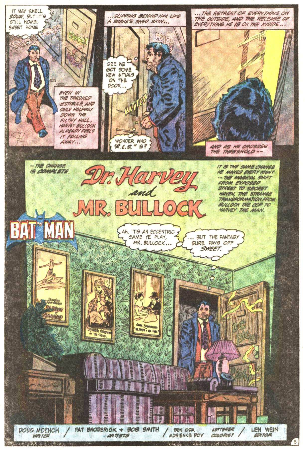 Detective Comics (1937) Issue #549 Page 6