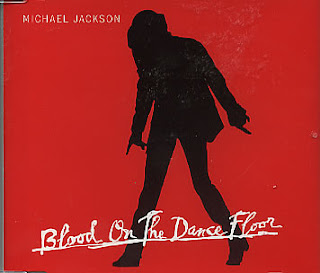 Michael Jackson-Blood On The Dance Floor