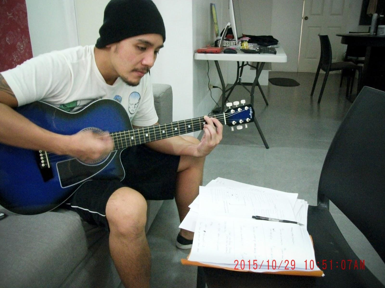 Cebu Guitar Lesson