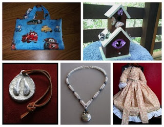 Fun Friday Finds Handmade Creations