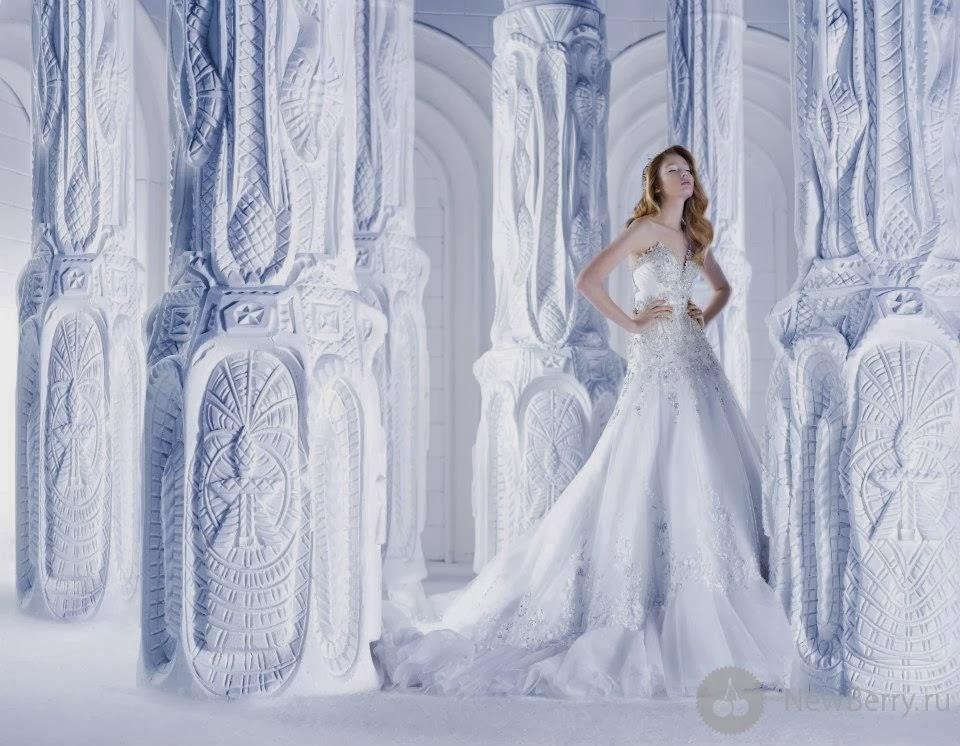 Michael Cinco Haute Couture Wedding Dress Spring-Summer 2013
