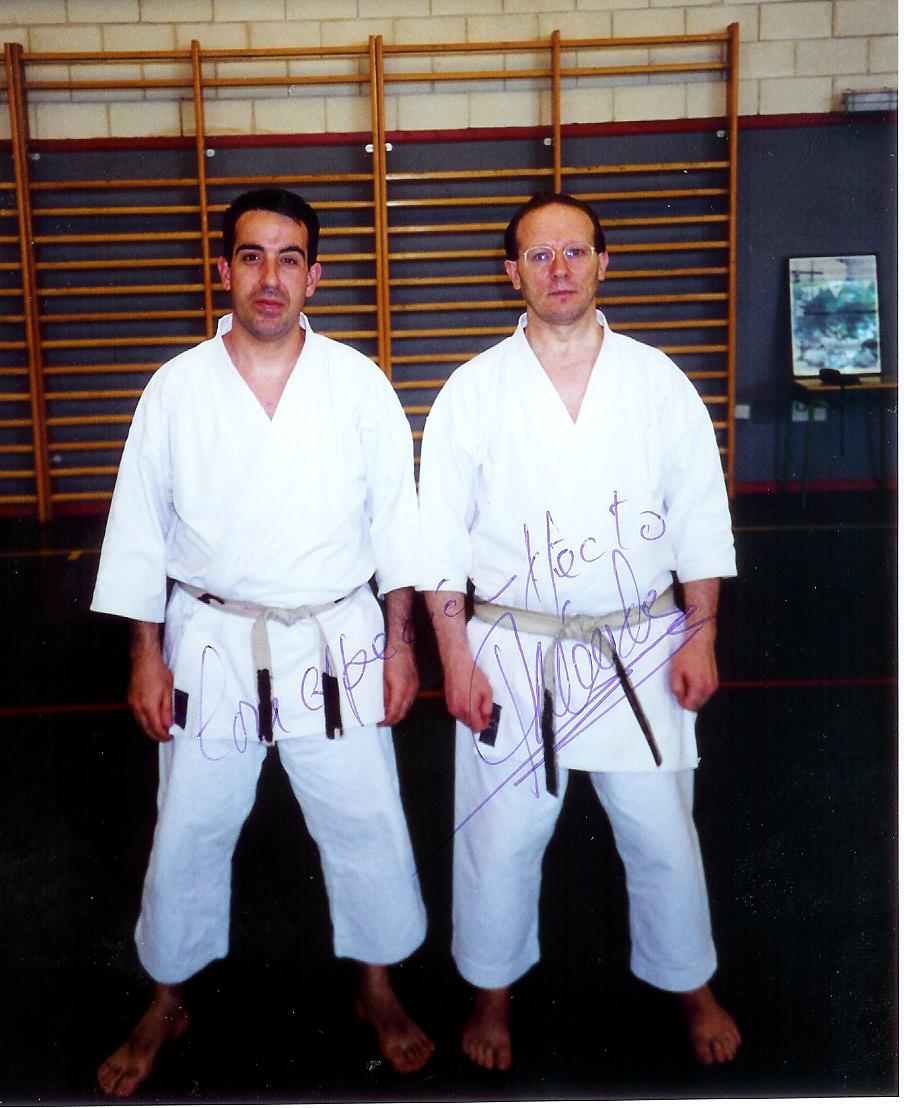 Luis Mendez y Antonio Milla