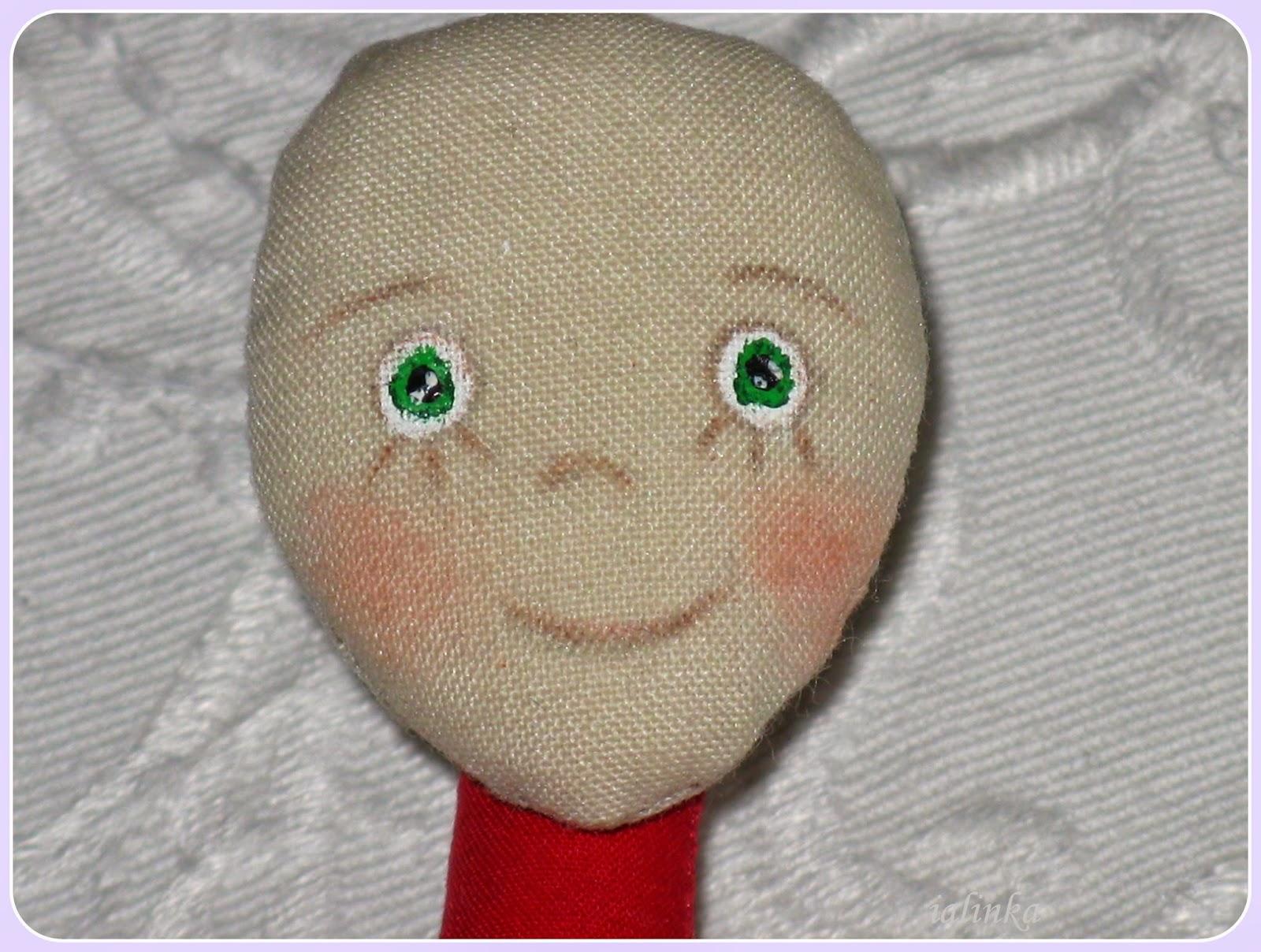кукла  гномочка