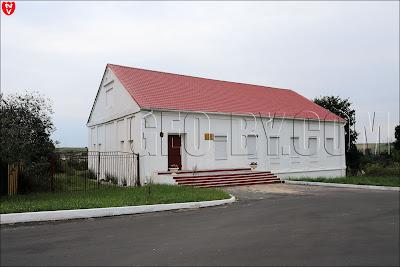 Синагога в Воложине