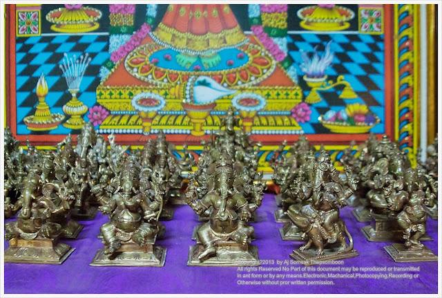 เทวรูป องค์พระพิฆเนศวร 32 ปาง แห่งเดียวในประเทศไทย