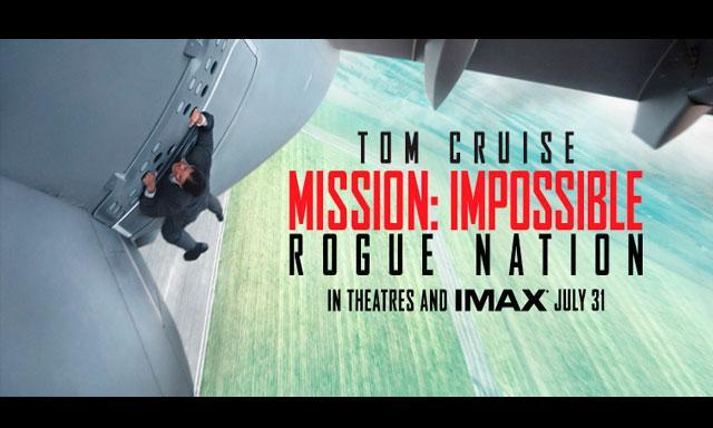 Crítica de Misión Imposible 5: Nación Secreta