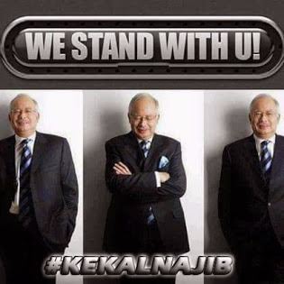 We Stand With U!!