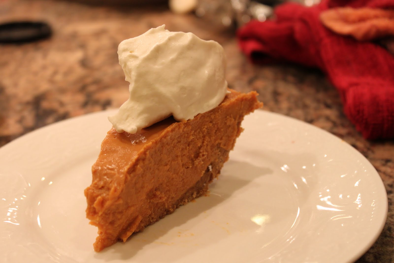 Martha's Icebox Pumpkin Pie | The Pie Ho
